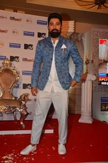 Rannvijay Singh at Launch of 'MTV  'Splits Villa Season 9'