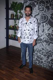 Rahul Mahajan at Launch of Claudia Ciesla's Book 'Keep eating Keep Losing'