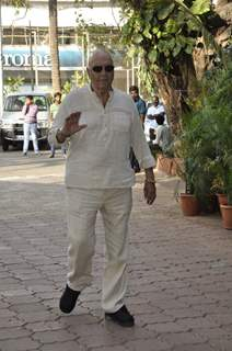 Prem Chopra at Vikas Mohan's Prayer Meet