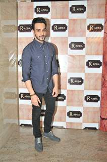 "Angad Hasija at Launch of R- ADDA"" Roof Top Hideout Bar"
