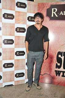 "Shawar Ali at Launch of R- ADDA"" Roof Top Hideout Bar"
