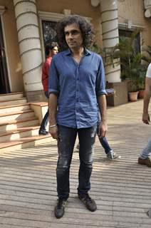 Imtiaz Ali at Press Meet of IFTDA for Udta Punjab Controversy!