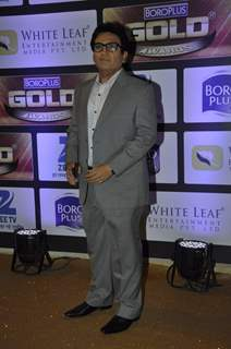 Dilip Joshi at Zee Gold Awards 2016