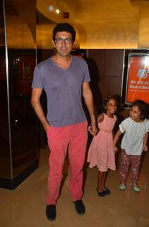 Kunal Kohli at Special Screening of 'Zoya',a film by Vatsalya foundation!