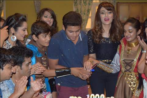 Baal Veer accomplishes the 1000 episodes milestone!