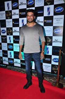 Sharad Kelkar at Aftab Shivdasani's Bash for his new venture 'Saint'