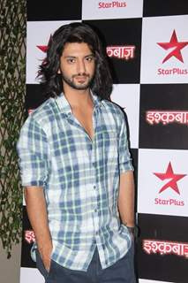 Kunal Kulbhushan Jaisingh at Launch of Star Plus' New Show  'Ishqbaaaz'