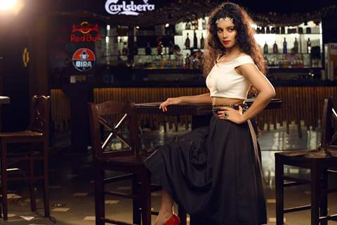 Sukirti Kandpal at Desi Explorers Photo Shoot