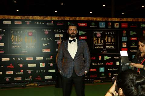 Fawad Khan at Star Studded 'IIFA AWARDS 2016'