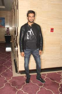 Sharad Kelkar at Krishika Lulla's Party for The New Asian Restaurant DASHANZI