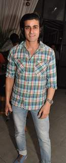 Gautam Rode at Launch of Mirabella Bar & Kitchen!