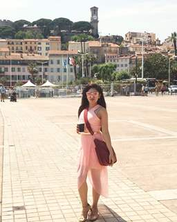 Tulsi Kumar at holidays in Monte Carlo & Cannes!