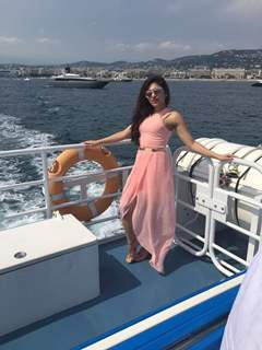 Travel Diaries - Tulsi Kumar with her husband enjoying in Monte Carlo & Cannes!