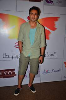 Iqbal Khan at Iftar party organized by NGO - SMMARDS.