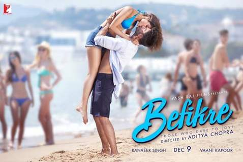 Poster of Befikre starring Ranveer Singh and Vaani Kapoor