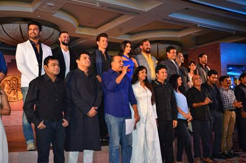 Cast and Crew of  Mohenjo Daro  at 'Introducing Chaani' Event!