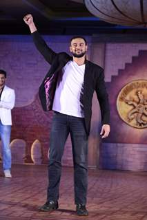 Arunoday SIngh at Mohenjo Daro Event!