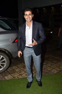 Gautam Rode at Divyanka Tripathi - Vivek Dahiya's Wedding Reception
