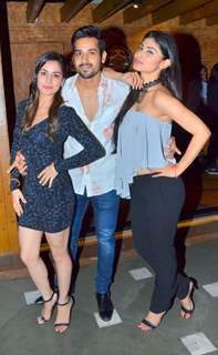 Shraddha Arya and Mouni Roy celebrated Kunal Verma's Birthday at R-ADDA