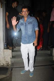 Kunal Kohli at Jitesh Pillai's Bday Bash!