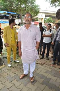Nana Patekar at Trailer launch of 'Sunshine Music Tours and Travels'