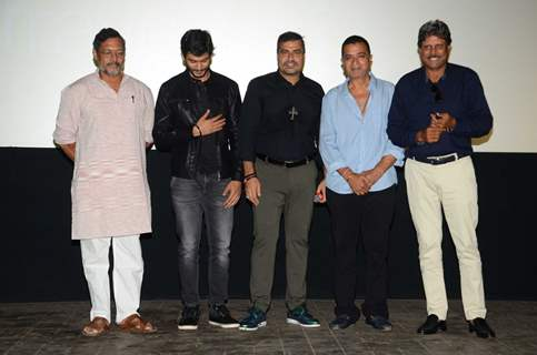 Celebs at Trailer launch of 'Sunshine Music Tours and Travels'