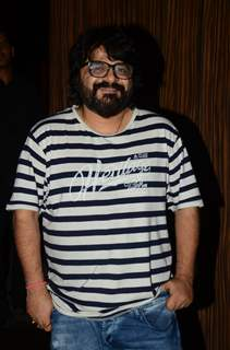 Pritam Chakraborty attends Party at Aamir Khan's residence