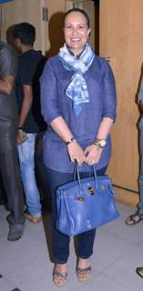 Ayesha Shroff at Special screening of the film 'Dishoom'
