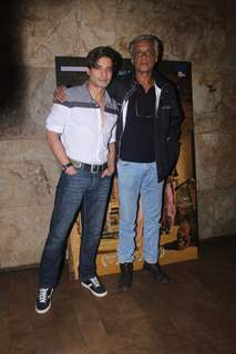 Director Sudhir Mishra at Chauthi Koot film screening