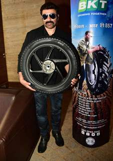 Sunny Deol at Launch of new tyre range