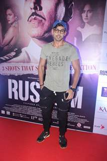 Himansh Kohli at Special Screening of 'Rustom' at Yashraj Studios