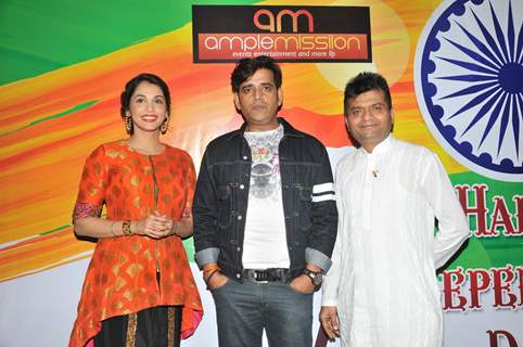 Celebs at Press meet of short film 'Aur Dekho' about Swachh Bharat