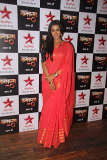 Barkha Bisht Sengupta at Launch of Serial 'Naamkaran'