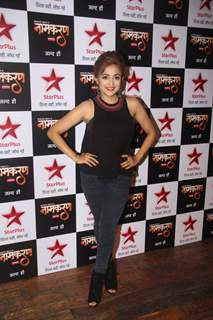 Monali Thakur at Launch of Serial 'Naamkaran'