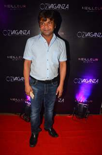 Rajpal Yadav at Oz Fashion Event 2016