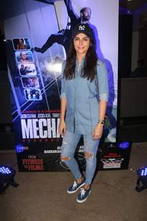 Mandana Karimi at Screening of Mechanic Ressurection