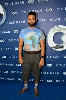 VJ Andy at COLE HAAN Event