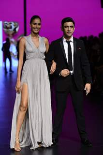 Day 4 Amit Sadh at Lakme Fashion Show 2016