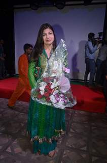 Alka Yagnik at Singer Richa Sharma's Birthday Bash