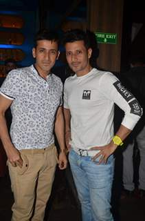 Meet Bros at Singer Richa Sharma's Birthday Bash