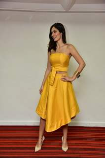 Bruna Abdullah at Promotion of 'Yea Toh Two Much Ho Gayaa'