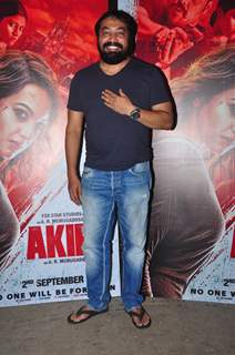 Anurag Kashyap at Special screening of Film 'Akira'