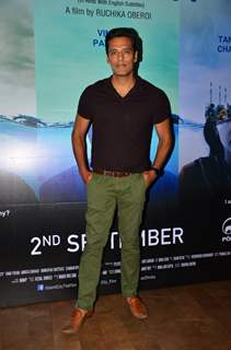 Samir Kochhar at Special screening of the Film 'Island City'