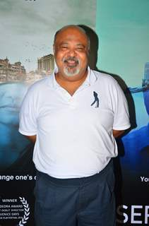 Saurabh Shukla at Special screening of the Film 'Island City'