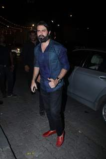 Harman Baweja at Birthday Bash of Raj Kundra