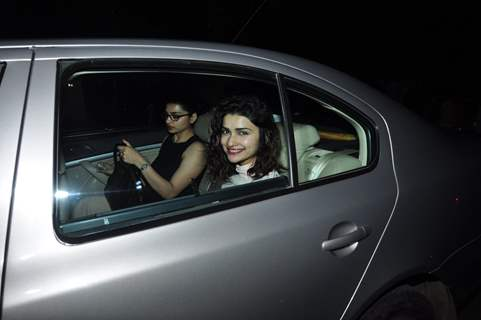 Prachi Desai at Special screening of Film 'Pink'