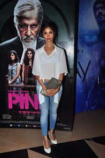 Ratan Rajput at Special screening of Film 'Pink'