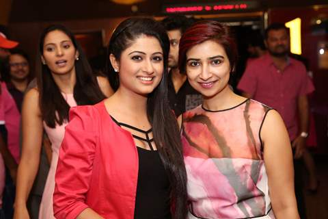 Shefali Sharma with Rashmi Sharma at Special screening of Film 'Pink'