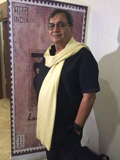 Subhash Ghai at Celebration of Hindi Diwas with an entertaining short film 'Khamakha'