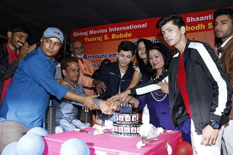 Birthday bash of Siddharth Nigam and announcement of film 'BHANKAS'